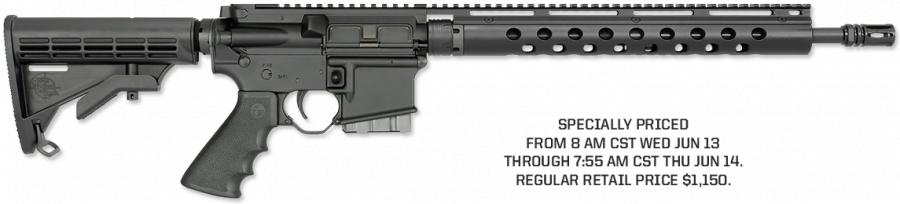 RRA Lar-15 Mountain Rifle