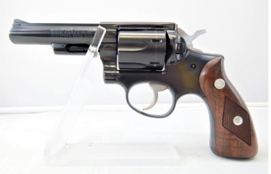 """Ruger Speed-six 357 Magnum 6rd 4"""""""