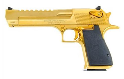 Desert Eagle 357m Ttnm Gold 6