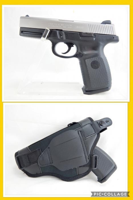 """Smith & Wesson Sw40ve 40s&w 4"""""""