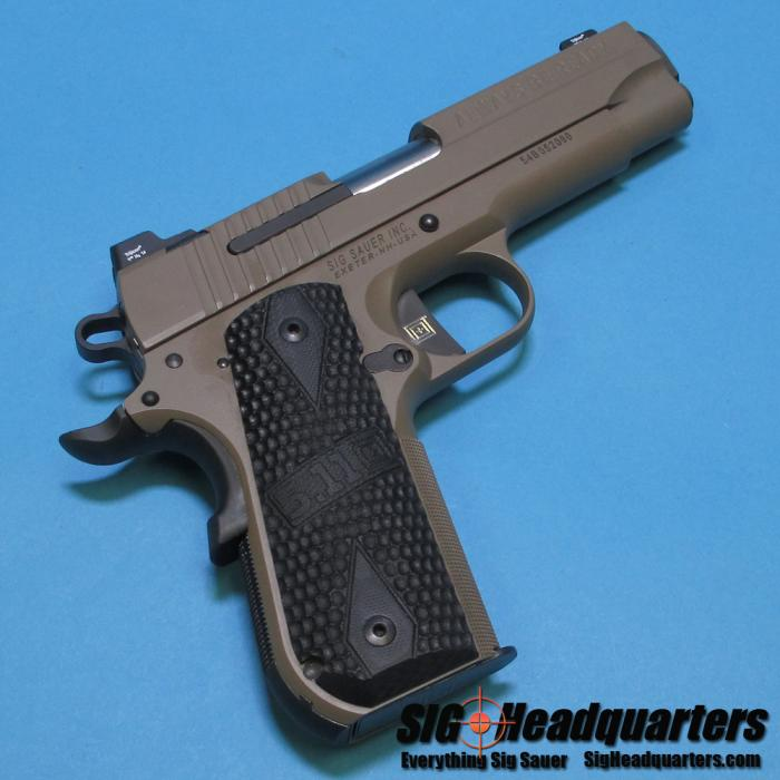 Sig Sauer 1911 5.11 Tactical Edition