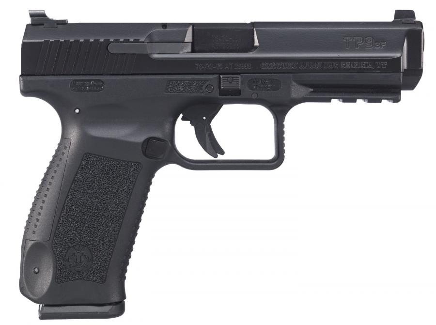 "Canik Tp9sf 9mm 4.4"" 10rd"