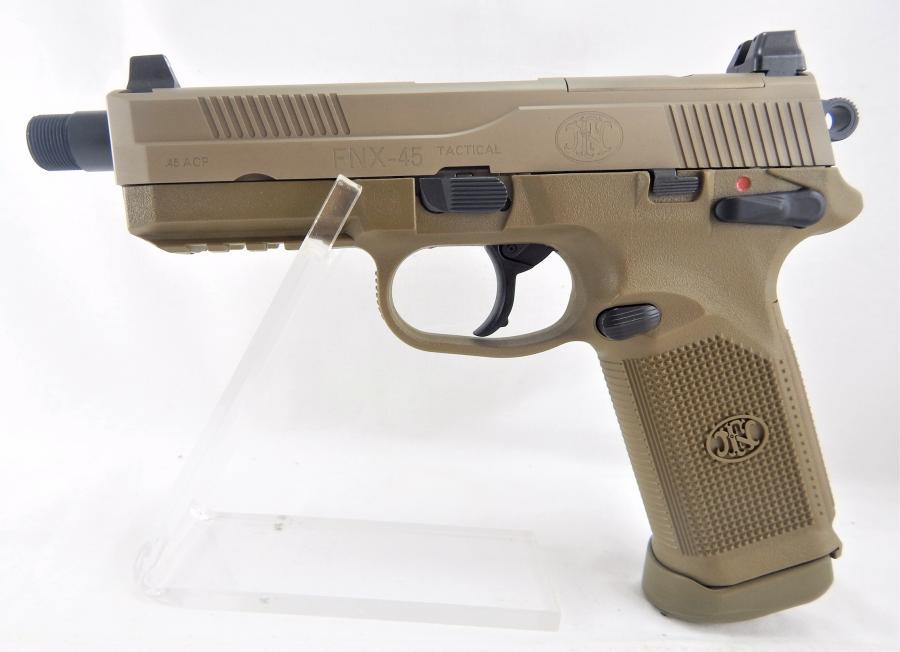 FNH USA Fnx-45 Tactical FDE .45