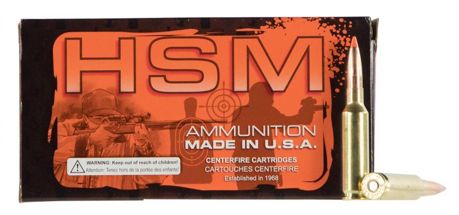 HSM 22311n Match 223 Rem/5.56 Nato
