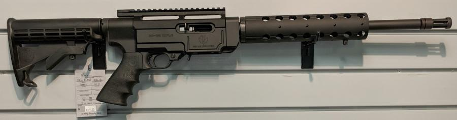 Ruger Sr22 Rifle (a-3322)