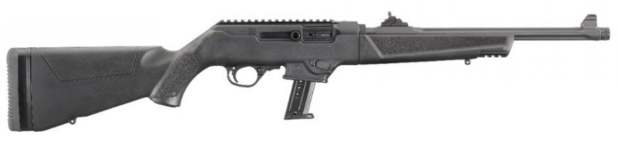 "Ruger PC Carbine 9mm 16.12"" 17rd"