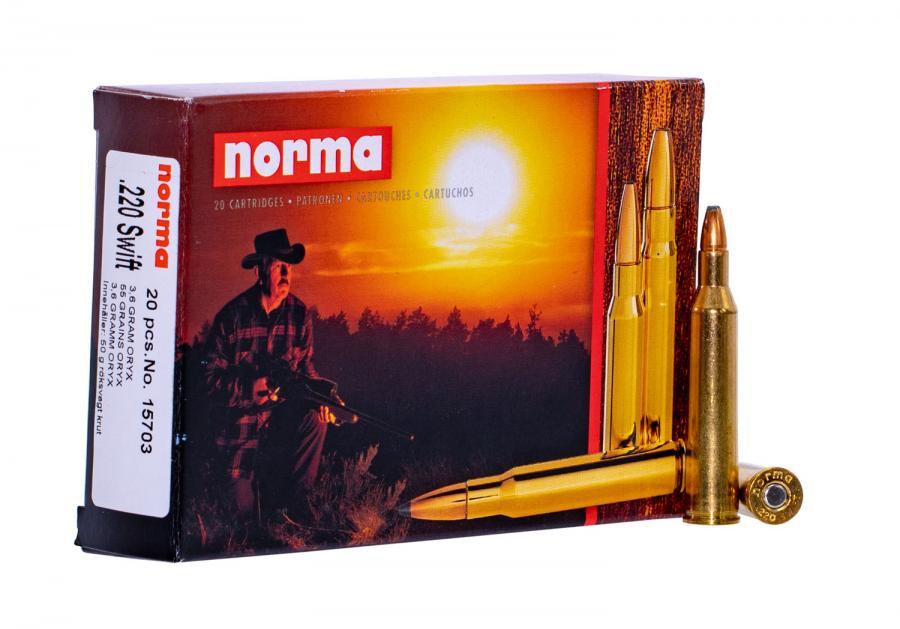 Norma Ammunition (ruag) 20157032 Oryx  220