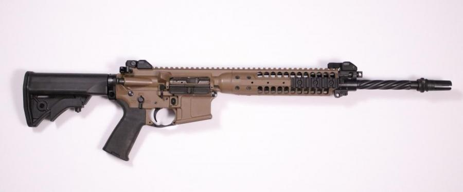Used Lwrc M6 IC Enhanced FDE