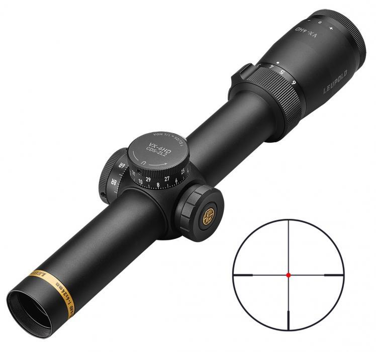 Vx-6hd 1-6x24 30mm Cds Fdf
