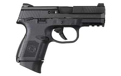 Fn Fns 9c Ms 3-10rd Blk