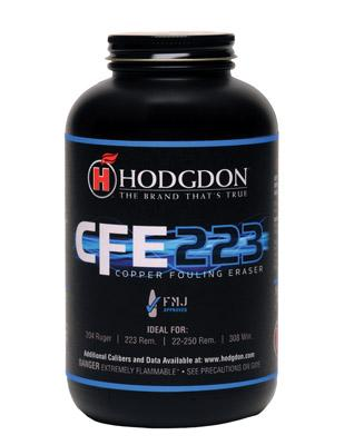 Hodgdon Cfe223 Spherical Rifle 1 lb