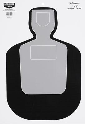 Birchwood Casey EZ Scorer Shadow Target