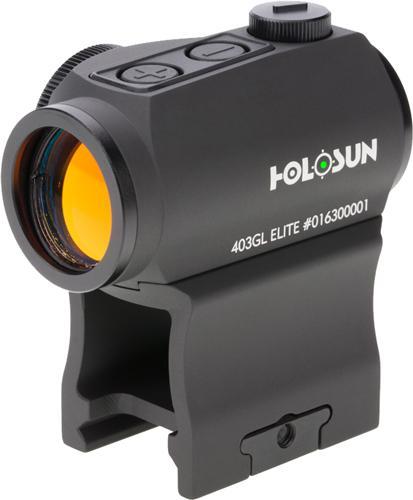 Holosun Micro Green Dot 2-moa