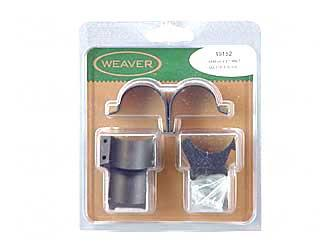 Weaver Top Mount Ext Rngs 30mm