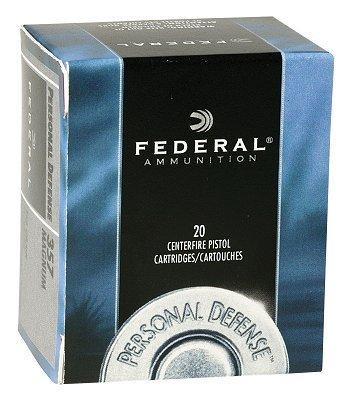 Federal Standard 32 H&R Mag Jacketed