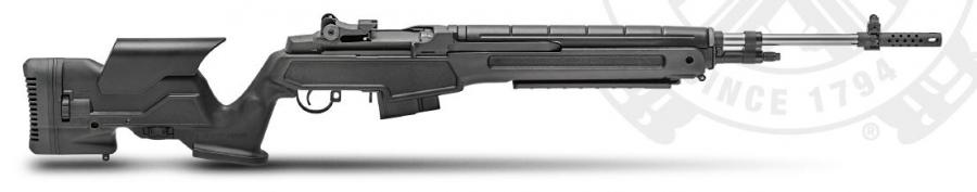 Sprgfld M1A Prec 6.5creed 10rd Blk