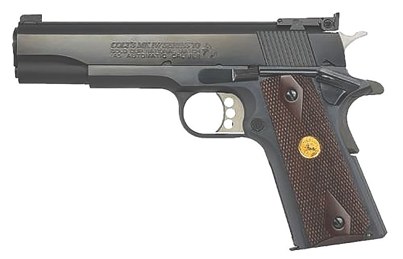 Gold Cup NM (45acp)