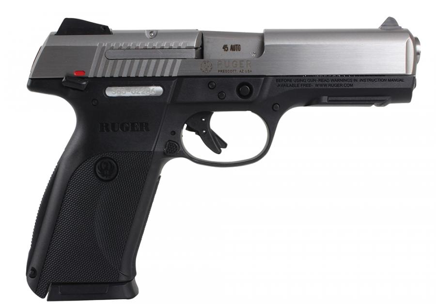 "Ruger Sr45 Std 45 ACP 4.5"""