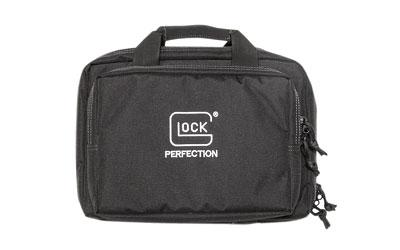 Glock Oem Double Pistol Case Black
