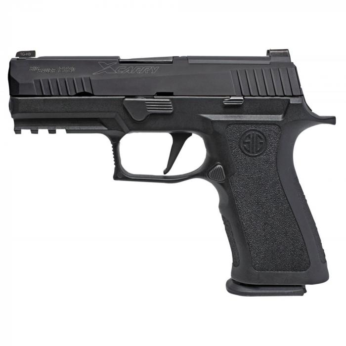 "Sig P320 X-carry 9mm 3.9"" 10+1"