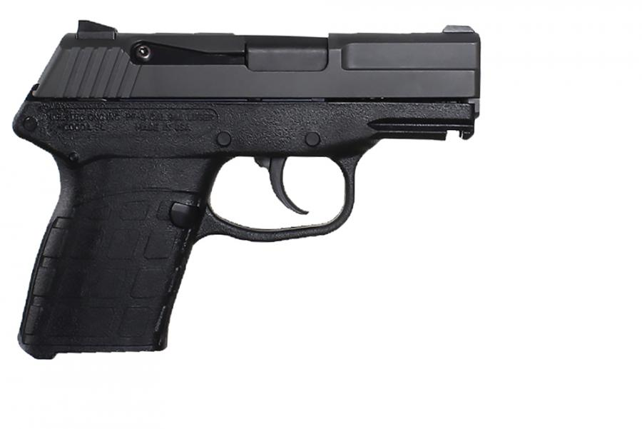 """Kel-tec Pf-9 9mm 3"""" 7+1 Black"""