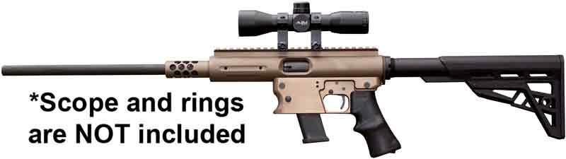 Tnw Aero Survival Rifle 9mm