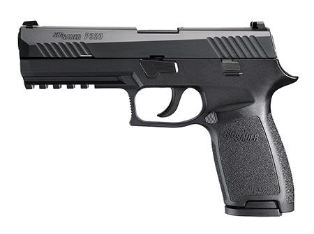 Sig P320 Full Size 9mm 4.7""