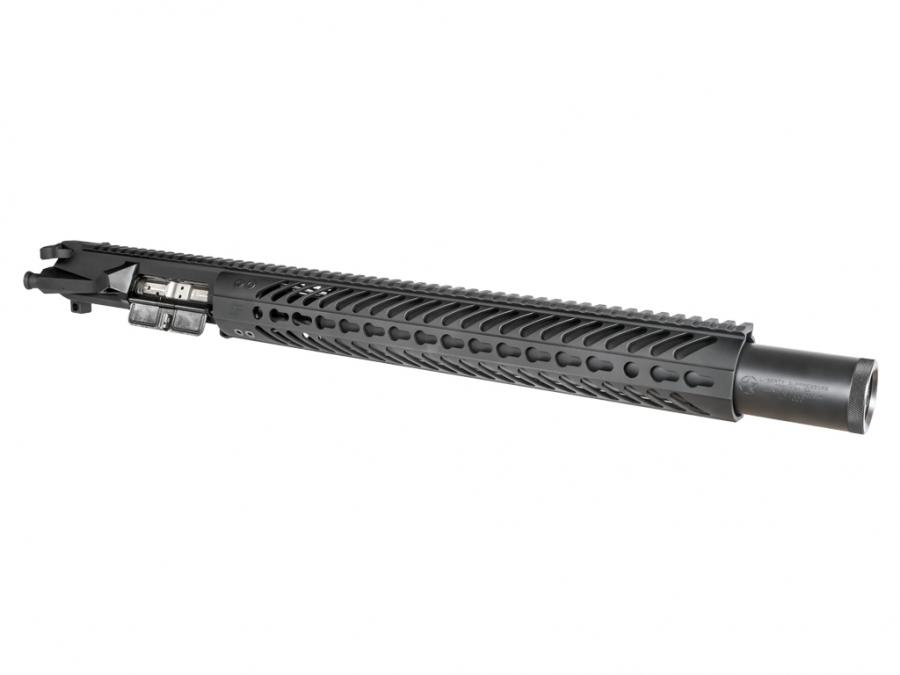 Leonidas Upper W/pinned Suppressor - Titanium