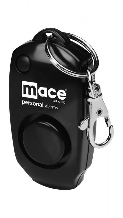Mac Personal Alarm Keychain Blk