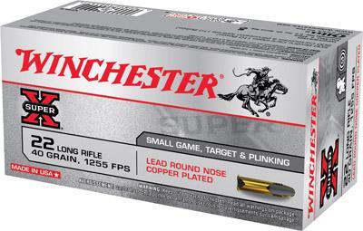 Winchester Ammo Super X 22 Long