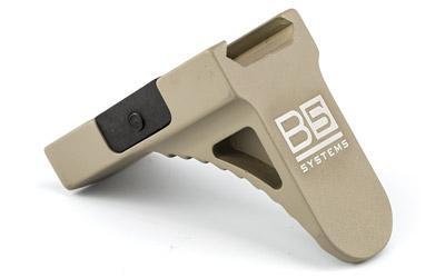 B5 Gripstop Picatinny Alum Fde