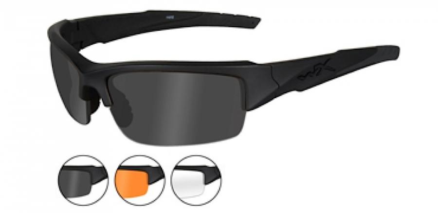 Wiley X Eyewear Valor Safety Glasses