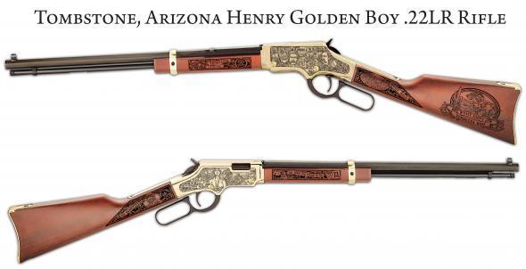 Tombstone Deluxe Henry Goldenboy H004 Standard