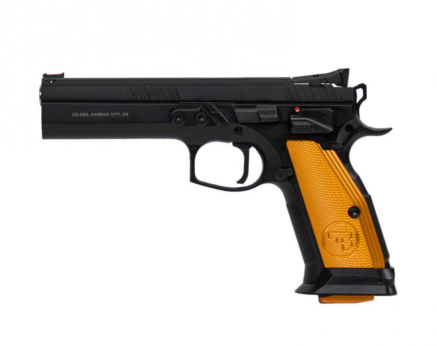CZ 91261 Cz75 TS Orange 9MM