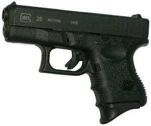 Pearce Grip Glock 26/27/33/39 Ext Blk