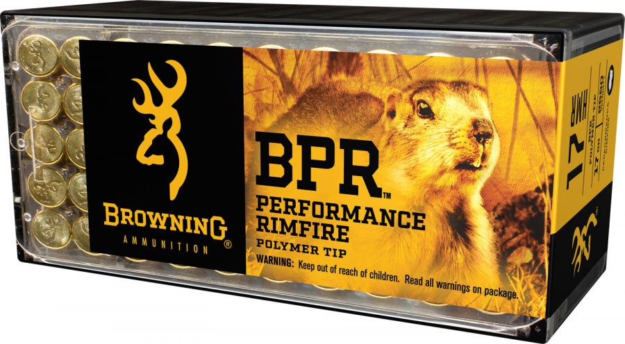Browning Ammo B195117050 BPR Performance 17
