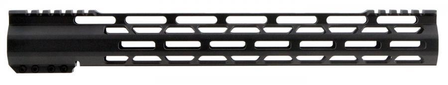 Tacfire Hg0815 Ar15 Slim M-lok Handguard