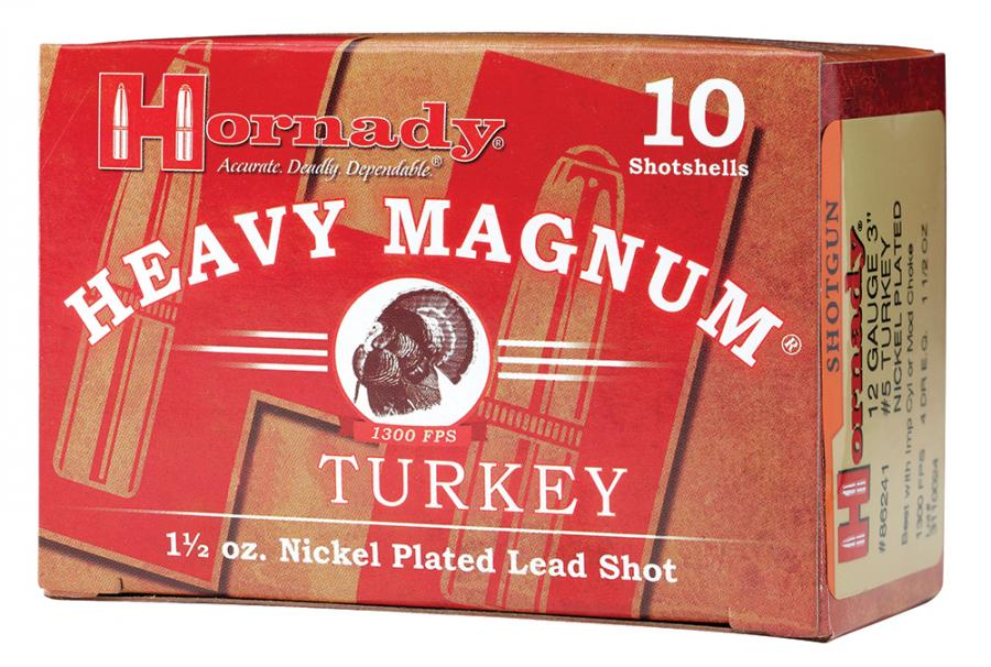 Hornady Heavy Magnum Turkey Loads 12