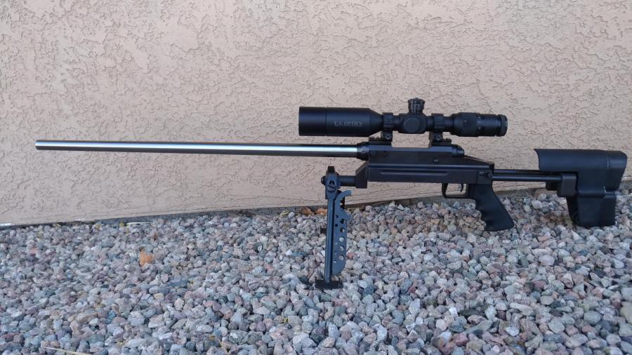 Vigilance M12 Tactical Takedown