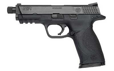 S&W M&p 9mm 17rd Bl Poly