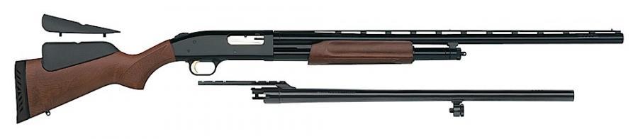 Mossberg 500 Combo Shotguns Pump 12