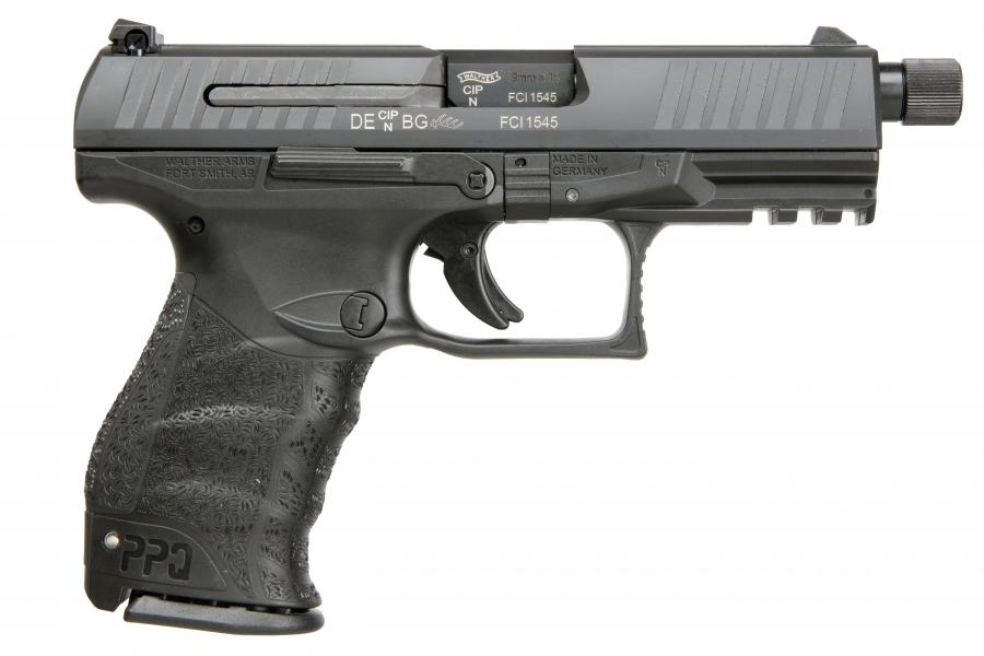 Wai Ppq M2 Navy 9mm 15/17r
