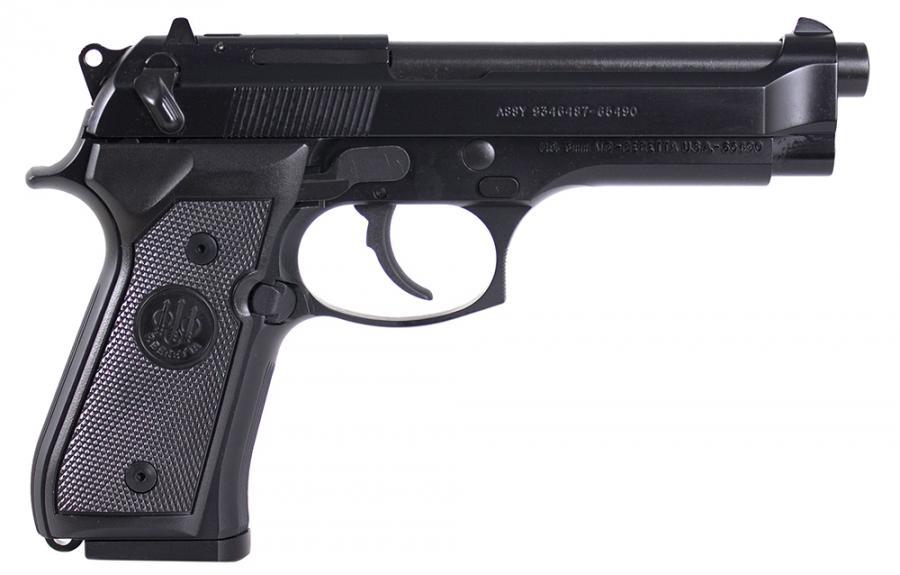 """Beretta 92 M9 9mm 4.9"""" 15+1"""