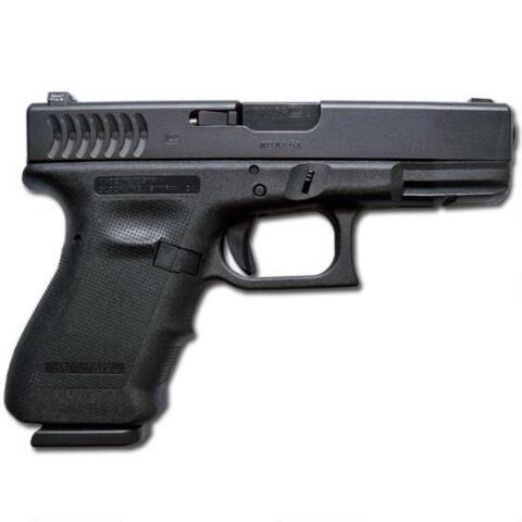 Glock 19 RTF 9mm Gns 15rd