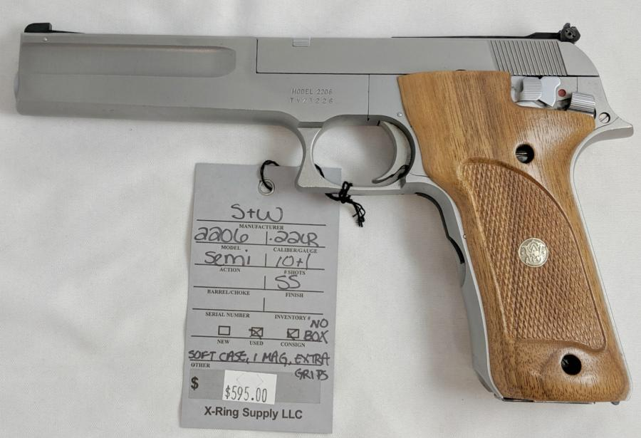 S&W 2206 (a-5452)