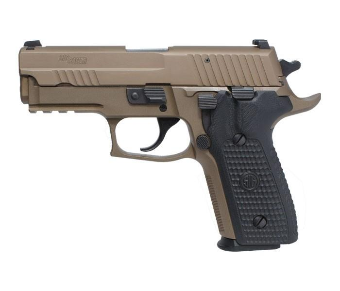 P229 Emp Scorpion 9mm Fde 15+1