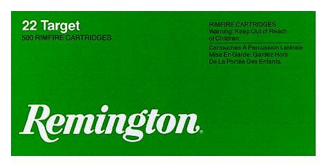 Remington Target 22 Long Rifle Round