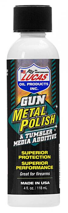 Lucas Oil 10878 Gun Metal Polish