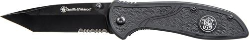 S&w Knife Black Tanto 3.5""