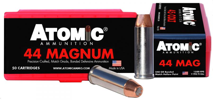 Atomic 00440 Match 44 Remington Magnum